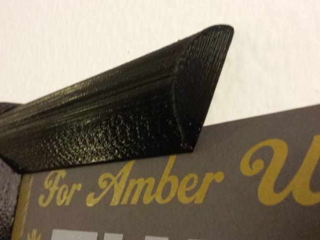 墙贴边框 3D模型  图4