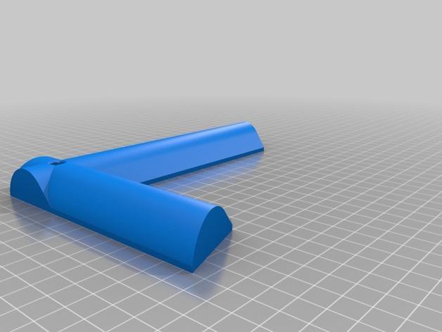 墙贴边框 3D模型  图3