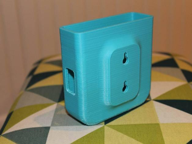 Roku 3智能电视盒外壳 3D模型  图5