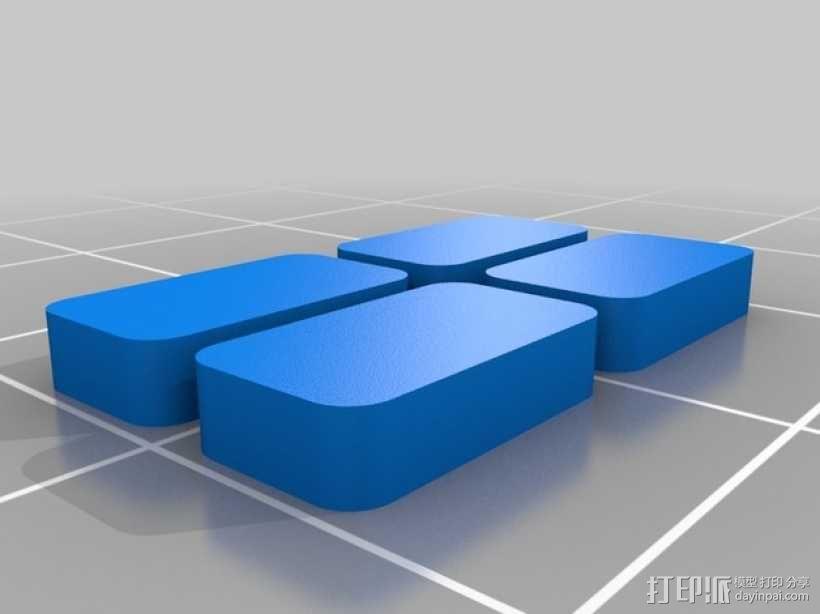 小猫玩具:叮当球 3D模型  图5