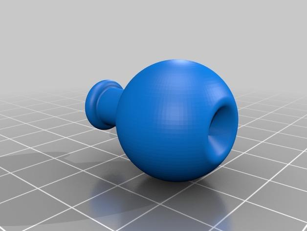 迷你药水瓶 3D模型  图2