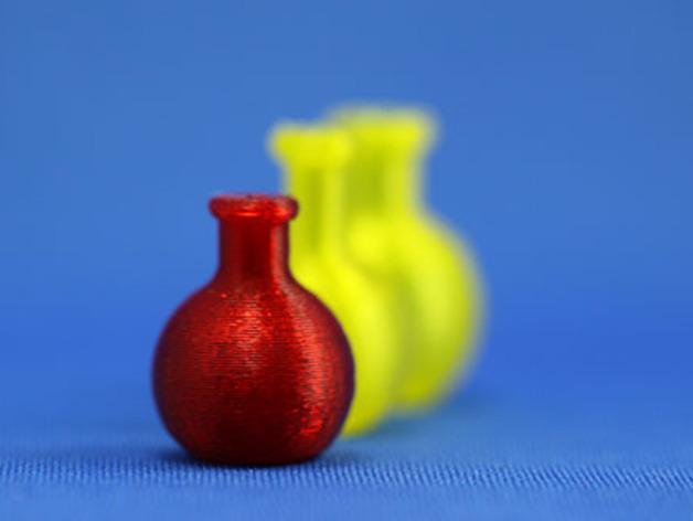 迷你药水瓶 3D模型  图7