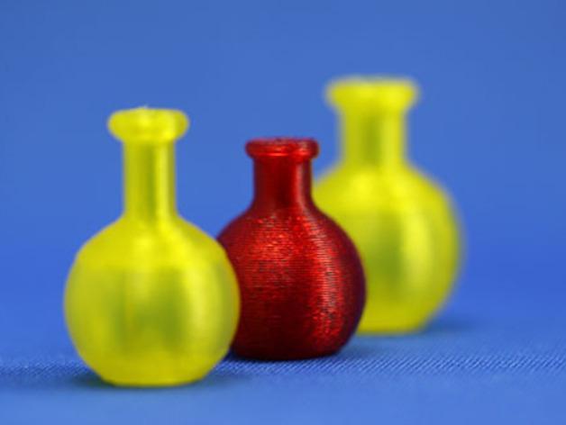 迷你药水瓶 3D模型  图4