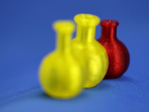 迷你药水瓶 3D模型  图9