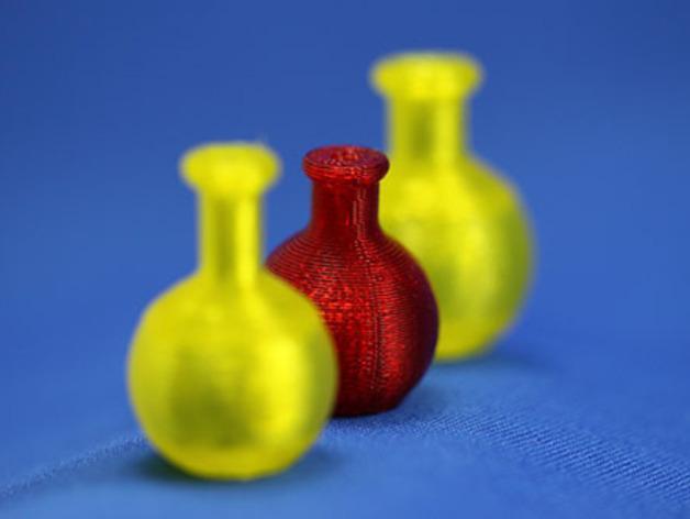 迷你药水瓶 3D模型  图10