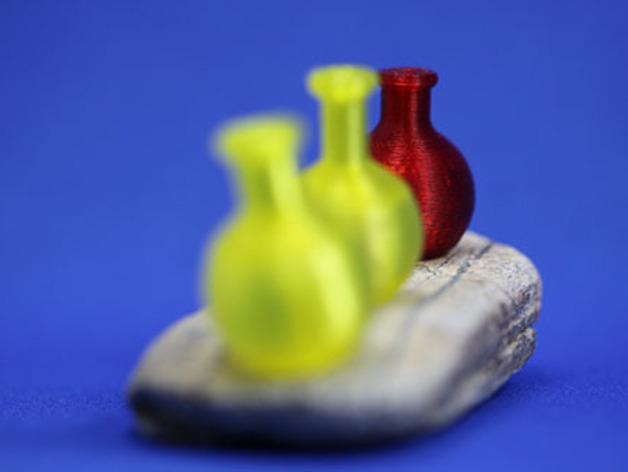 迷你药水瓶 3D模型  图8