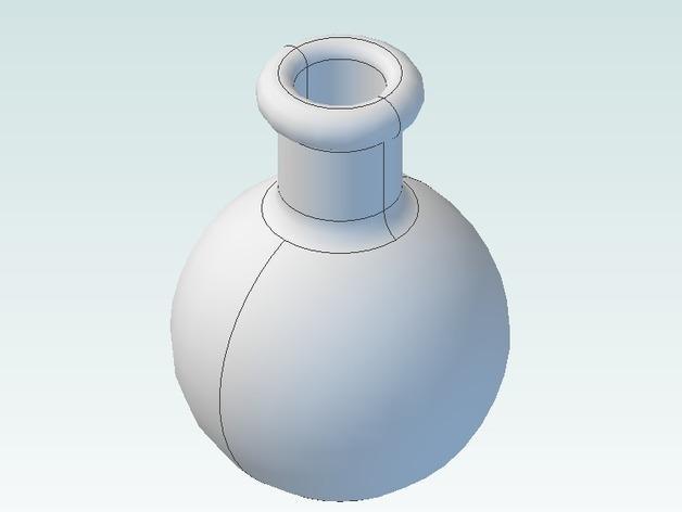 迷你药水瓶 3D模型  图12