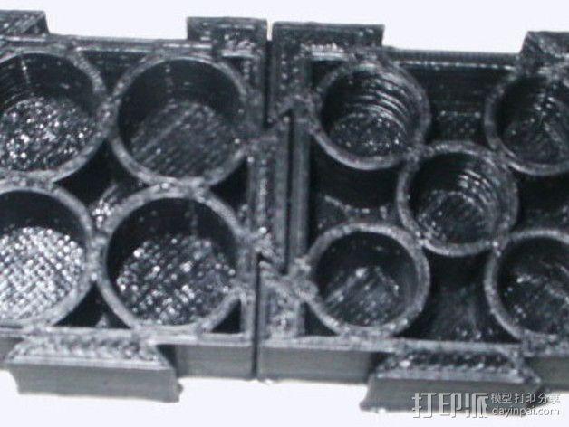 模块化电池盒 3D模型  图6