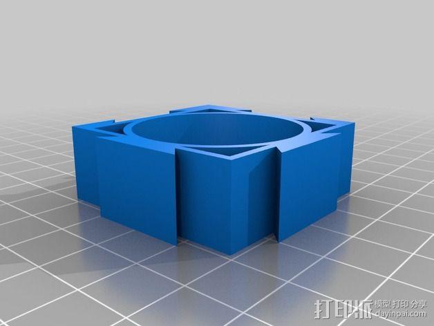 模块化电池盒 3D模型  图5