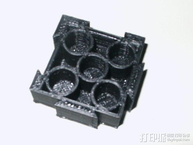 模块化电池盒 3D模型  图7