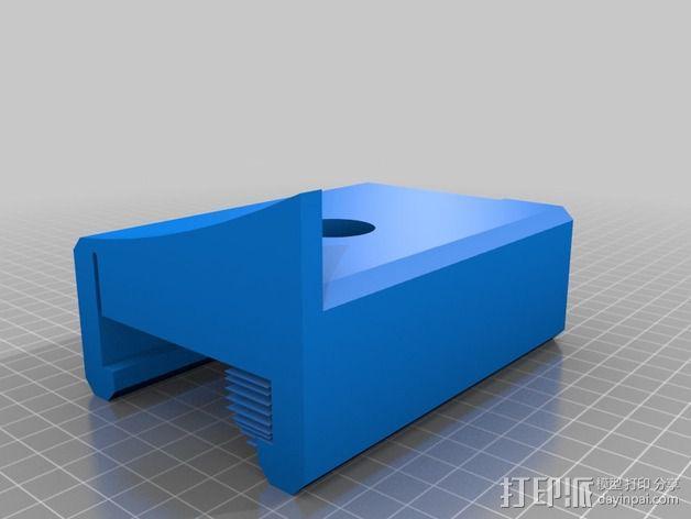 IPHONE 4/4S手机套 3D模型  图3
