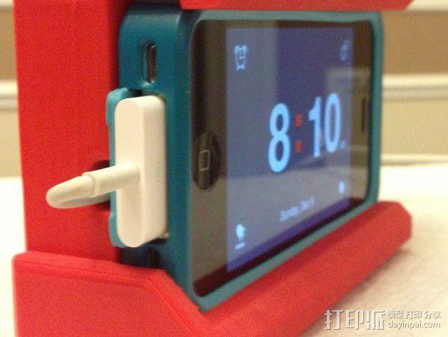 IPHONE 4/4S手机套 3D模型  图4