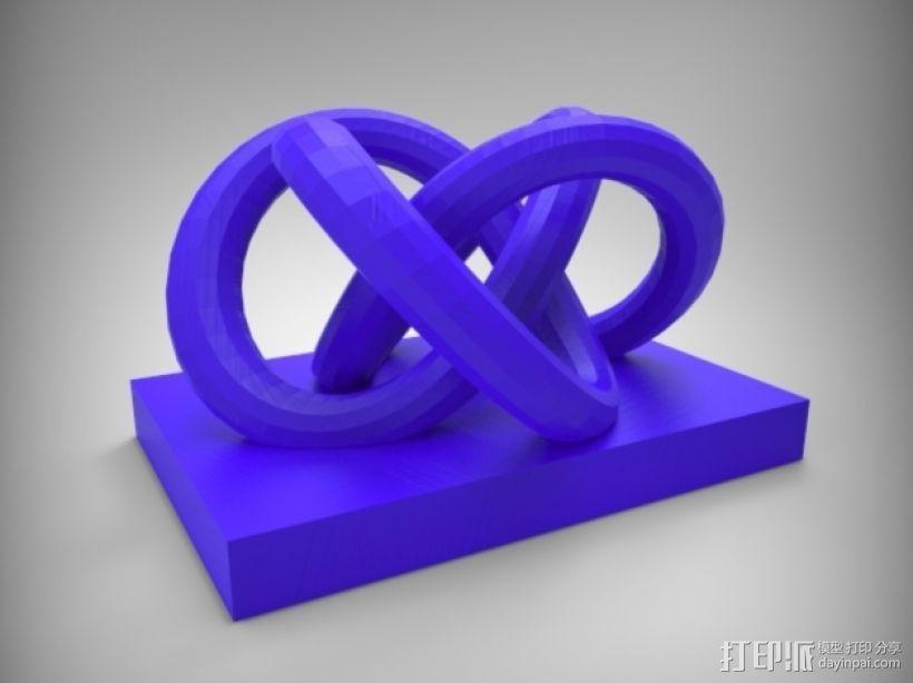 个性化笔架 3D模型  图8