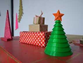 迷你圣诞树 3D模型