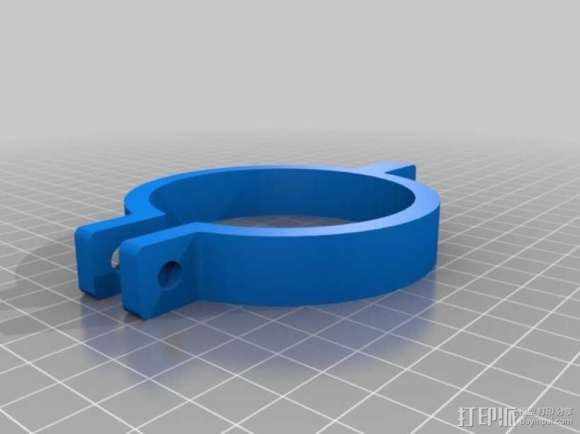 喷雾罐把手 3D模型  图5