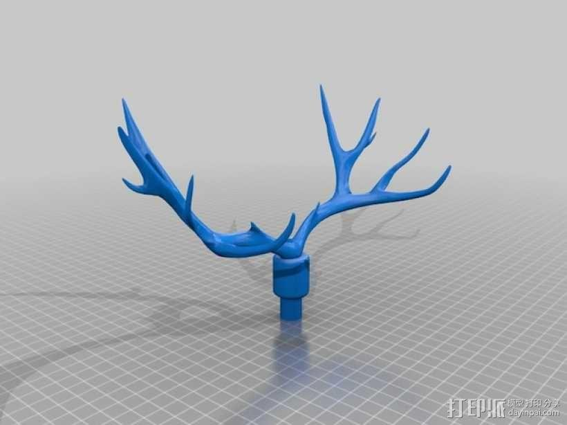 个性化鸟笼2.0 3D模型  图2