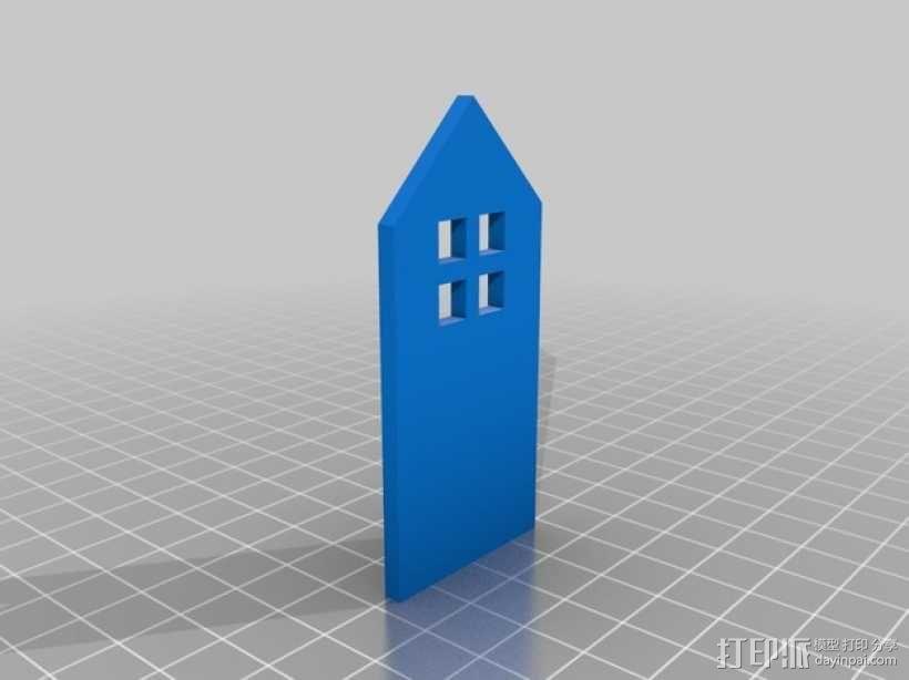 迷你数字灯塔 3D模型  图6