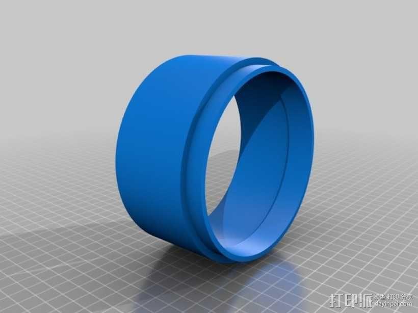 迷你数字灯塔 3D模型  图7