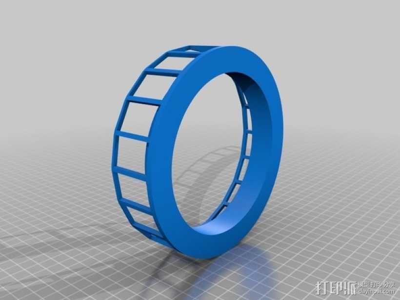 迷你数字灯塔 3D模型  图8