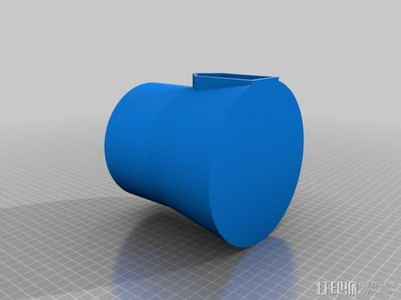 迷你数字灯塔 3D模型  图10
