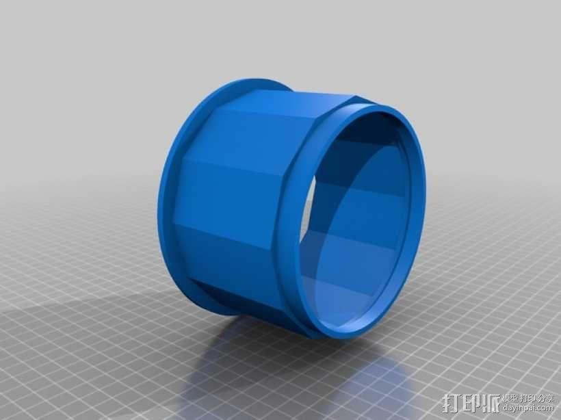 迷你数字灯塔 3D模型  图12