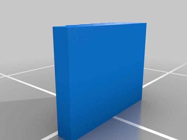 信用卡夹/名片夹 3D模型  图4