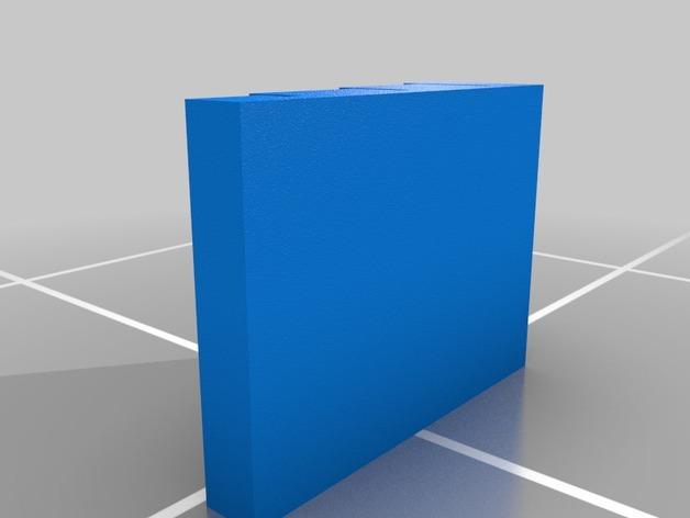 信用卡夹/名片夹 3D模型  图3