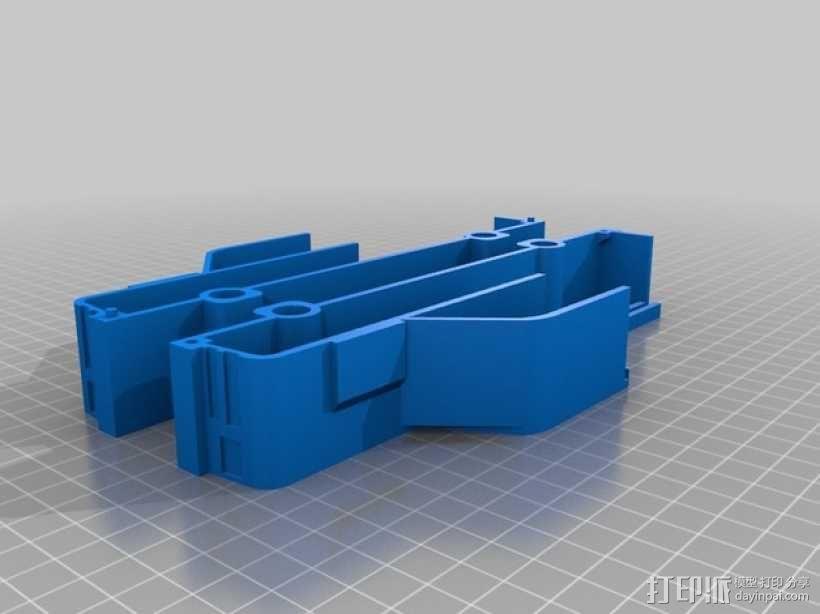 卡车形文具盒 3D模型  图10