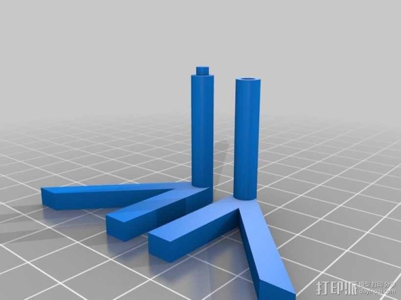 卡车形文具盒 3D模型  图12