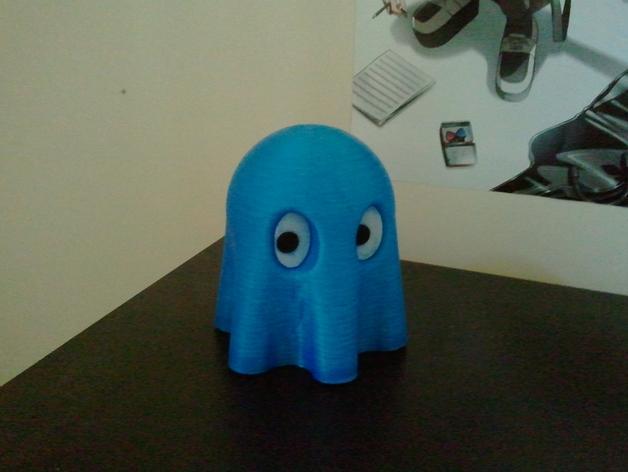 迷你幽灵灯具 3D模型  图3