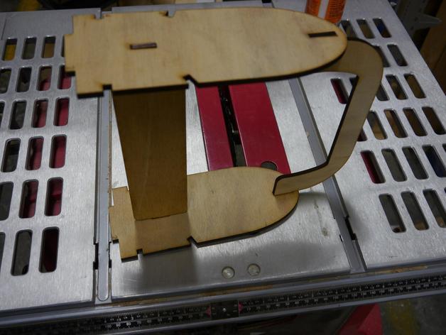 啤酒架 3D模型  图8