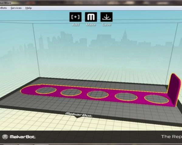 胶囊咖啡架 3D模型  图6