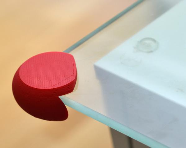 简易圆形桌角套 3D模型  图3