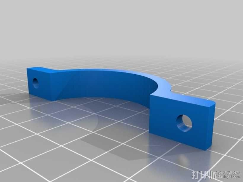开关保护装置 3D模型  图2
