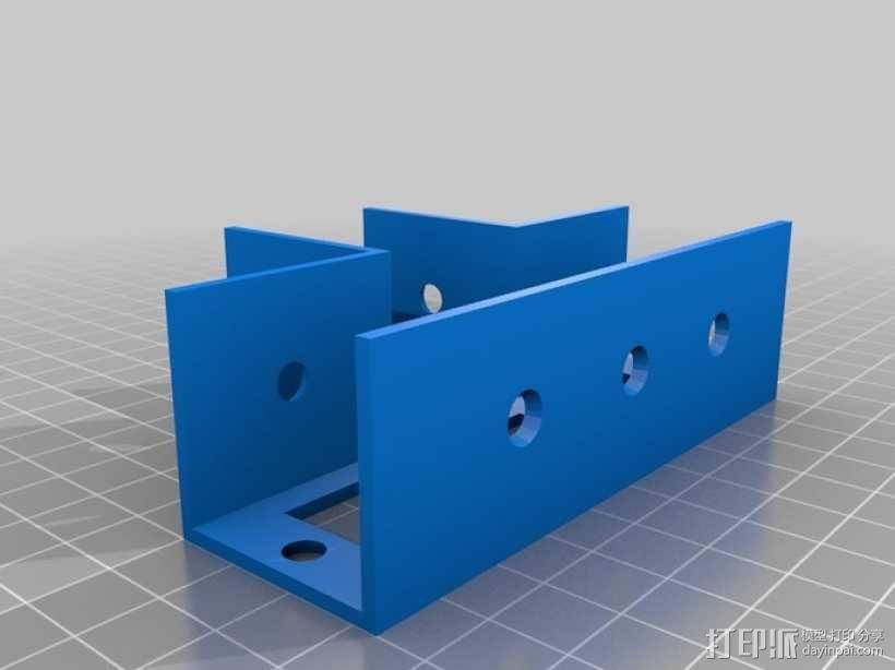 花园木桩支架 3D模型  图10
