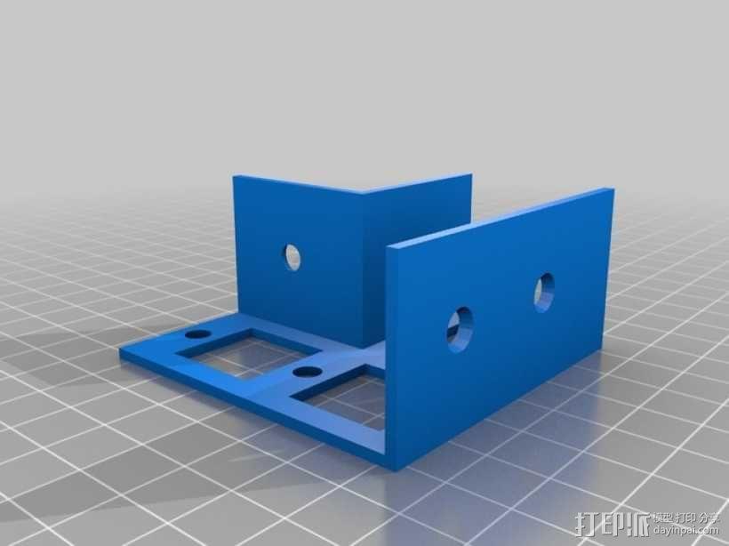 花园木桩支架 3D模型  图12