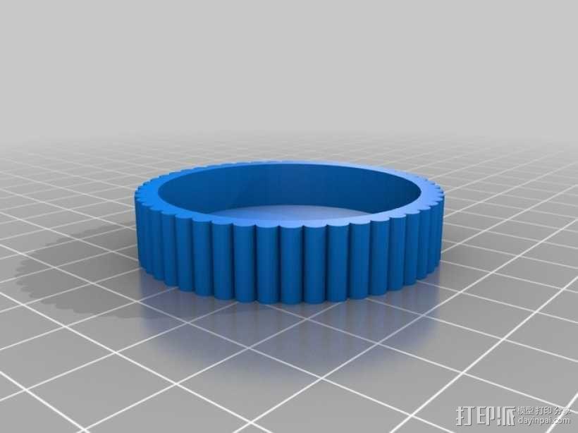迷你小瓶 3D模型  图2