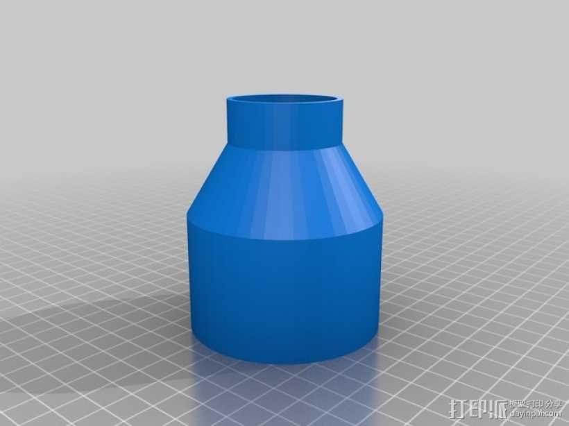 迷你小瓶 3D模型  图4