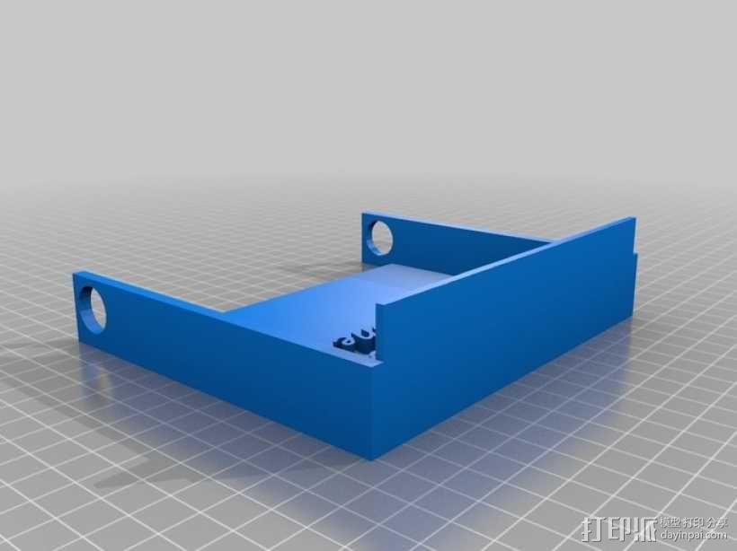 一体化烟盒 3D模型  图7