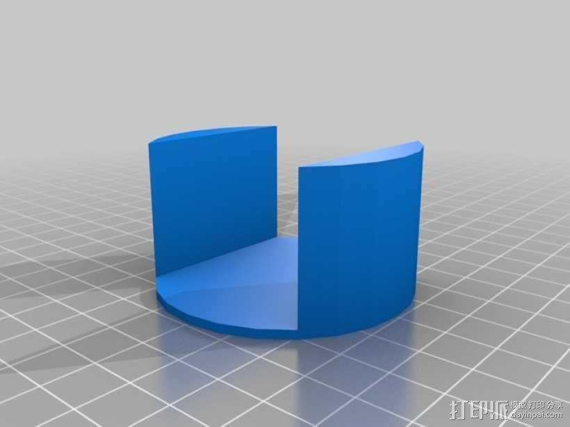 一体化烟盒 3D模型  图10
