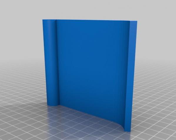 迷你厕纸架 3D模型  图10