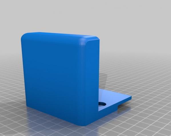 迷你厕纸架 3D模型  图11