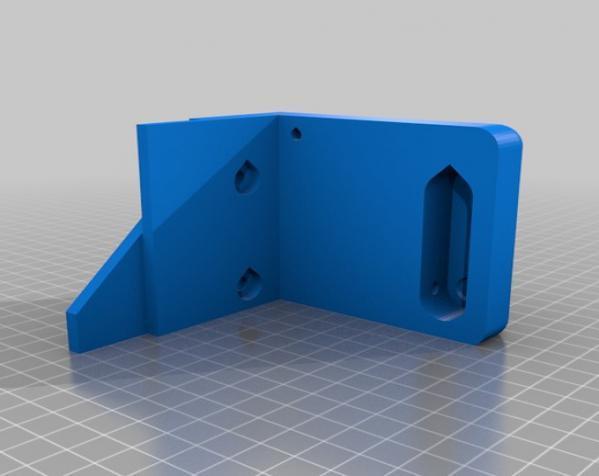 迷你厕纸架 3D模型  图12