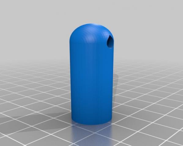 迷你厕纸架 3D模型  图13