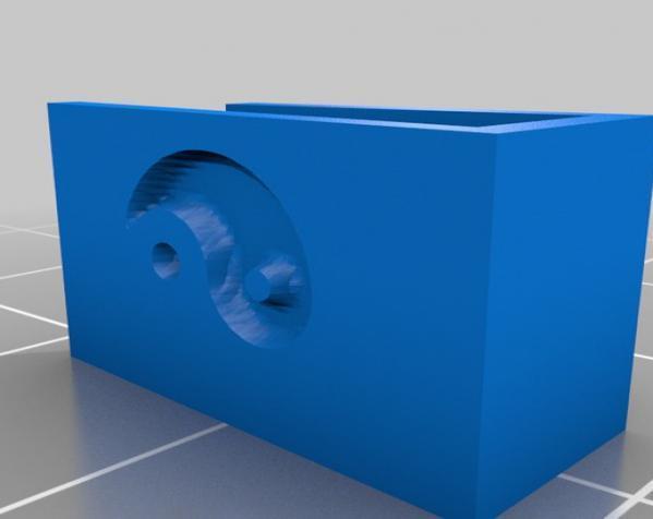 定制化杯签 3D模型  图4