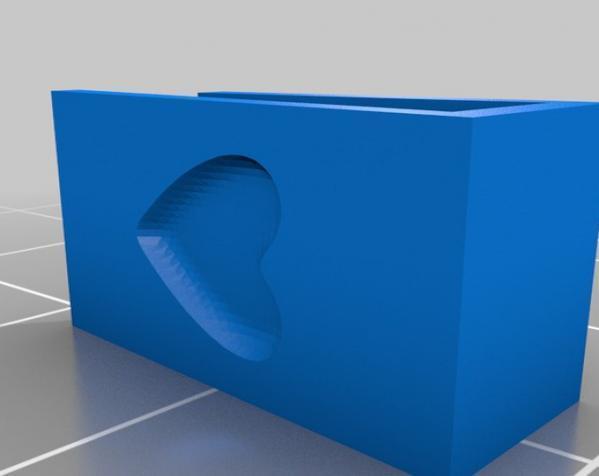 定制化杯签 3D模型  图7