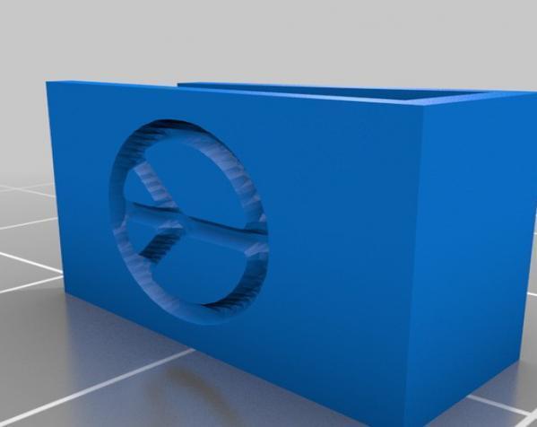 定制化杯签 3D模型  图6
