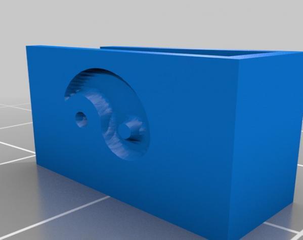 定制化杯签 3D模型  图8