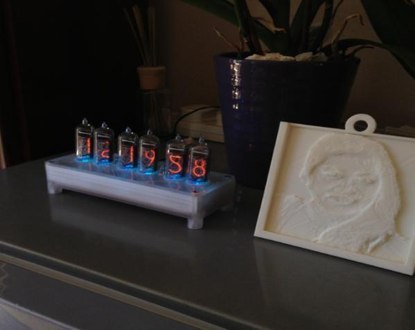 可定制化的浮光灯具 3D模型  图5
