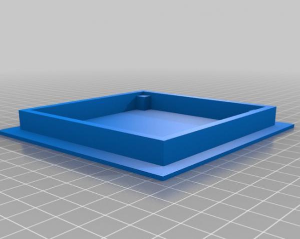 可定制化的浮光灯具 3D模型  图9